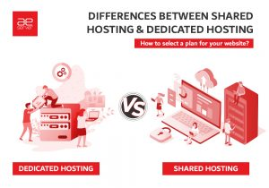 Read more about the article Differences between Shared Hosting & Dedicated Hosting   How to select a hosting plan for your website?