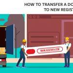 How to Transfer a Domain to New Registrar?